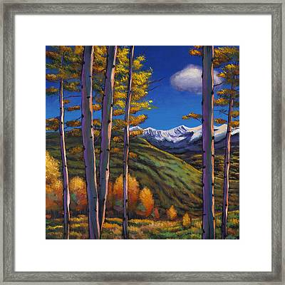 Serenity Framed Print by Johnathan Harris