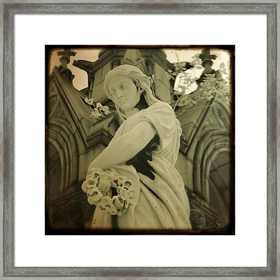 Serenity Now Framed Print by Gothicrow Images