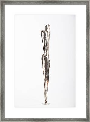 Serenity Of Two Framed Print by Jon Koehler