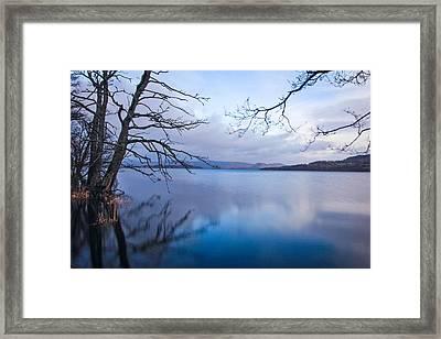 Serenity Framed Print by Arianna Petrovan