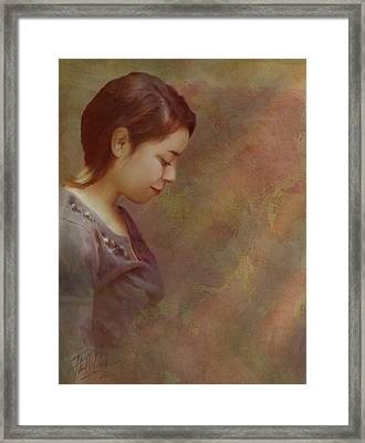 Serenity Framed Print by Phil Clark