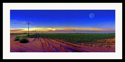 Panorama Framed Prints