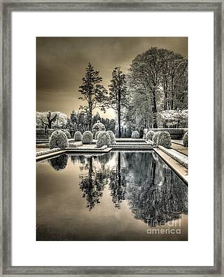 Framed Print featuring the photograph Serenity by Steve Zimic