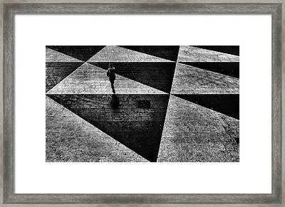 Sergelstorg Framed Print
