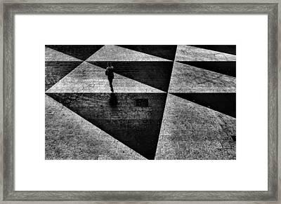 Sergelstorg Framed Print by Ihyabozkurt