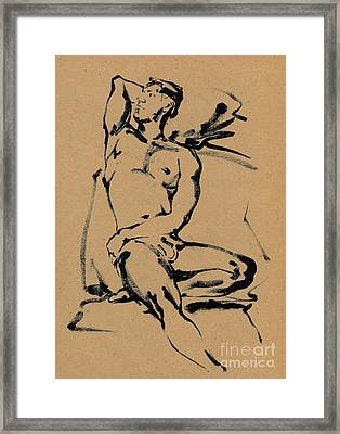 Sergey Rest  Framed Print