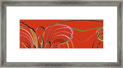 Serpentine Framed Print by Ben and Raisa Gertsberg