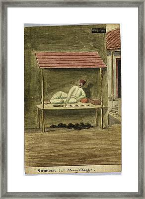 Serroff Framed Print by British Library