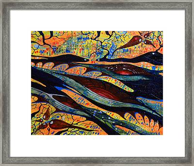 Settembre Framed Print
