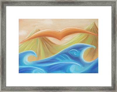 Seven Days Of Creation - The Fifth Day Framed Print