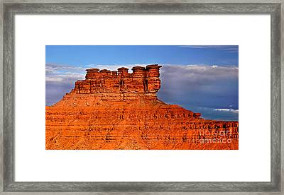 Seven Gods Framed Print by Robert Bales