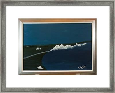 Seven Sisters Framed Print by Margaret Pappas