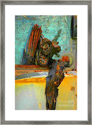 Severed  Framed Print
