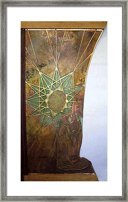 Severed Threads Framed Print