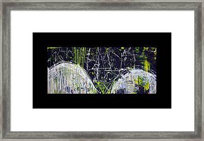 Seville Hills I Framed Print by Mark Fearn