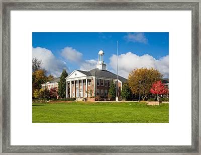 Sewickley Academy Framed Print