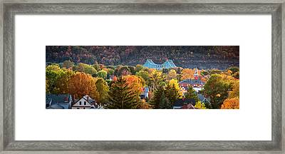 Sewickley Pa 1 Framed Print by Emmanuel Panagiotakis