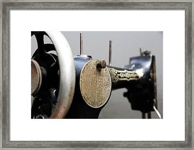 Sewing Machine 4 Framed Print