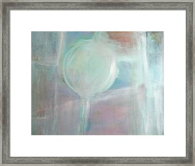 Sfumato Framed Print by Mary Sullivan