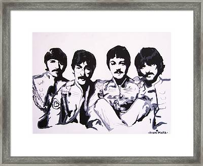 Sgt. Pepper Framed Print
