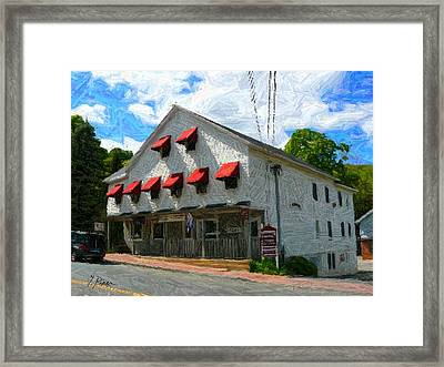 Sh - 46 Framed Print by Glen River
