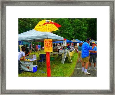 Sh - 488 Framed Print by Glen River