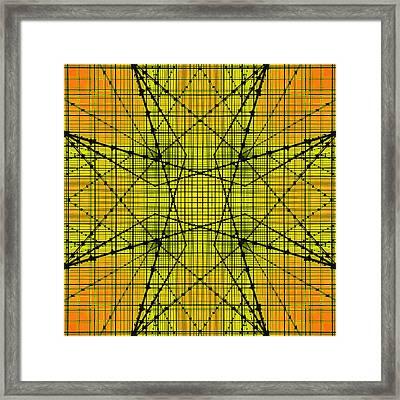 Shades 16 Framed Print by Mike McGlothlen