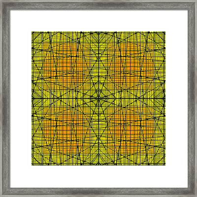 Shades 17 Framed Print by Mike McGlothlen