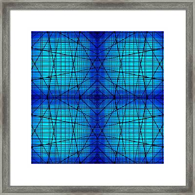 Shades 9 Framed Print by Mike McGlothlen
