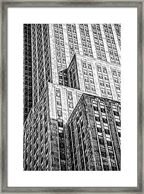 Shades Of An Empire Framed Print