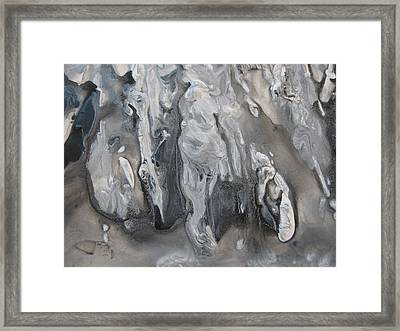 Shades Of Grey Number 50 Framed Print