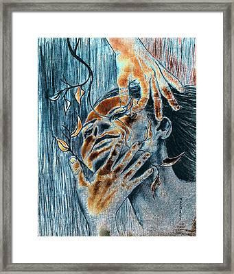 Shades Of Life Framed Print