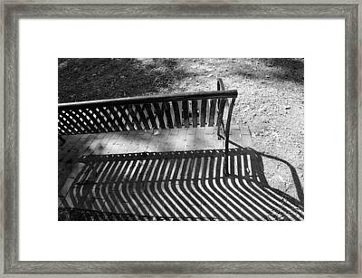 Shadows Dance Framed Print by JAMART Photography