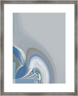 Shadow Framed Print by Nico Bielow