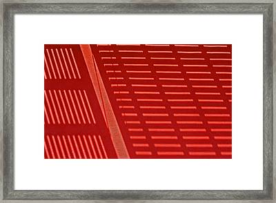 Shadows 1 Framed Print