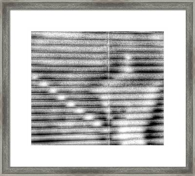 Framed Print featuring the photograph Shadows... Day-by-day... by Steven Huszar