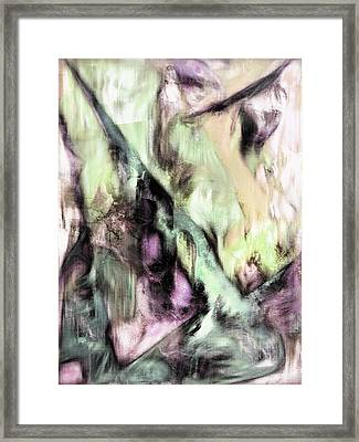 Shadows Of A Dream Framed Print