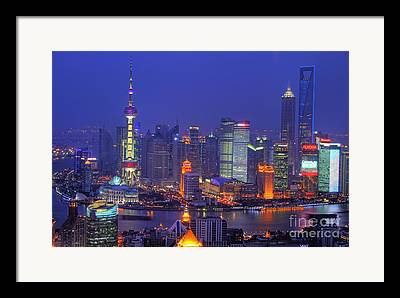 - Occupy Shanghai Framed Prints
