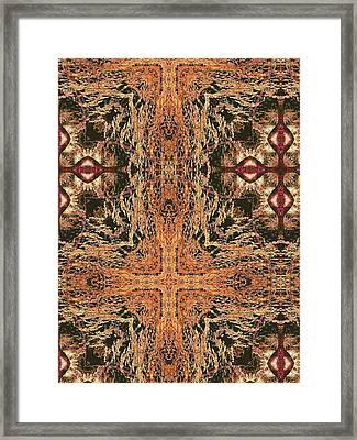Shango Framed Print