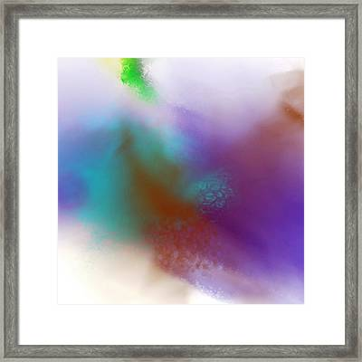 Shangrila Framed Print by Len YewHeng