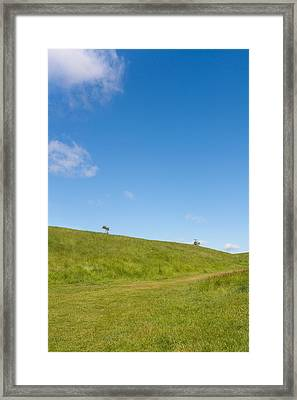 Shapes Of Nature Part Three Framed Print by Semmick Photo