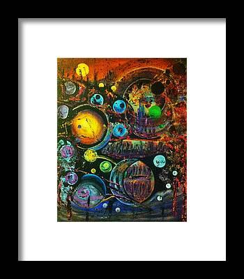 Michael Ferguson Framed Prints