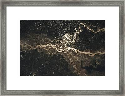 Sharda River Framed Print by Nasa