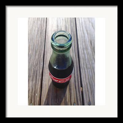 Share A Coke Framed Prints
