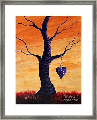 Sharing My Imagination By Shawna Erback Framed Print