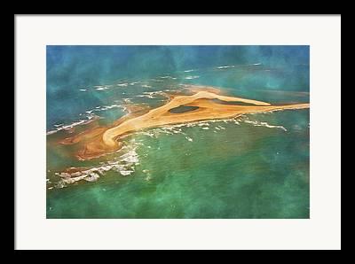 Davers Ile And Craney Island Framed Prints