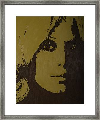 Sharon Framed Print