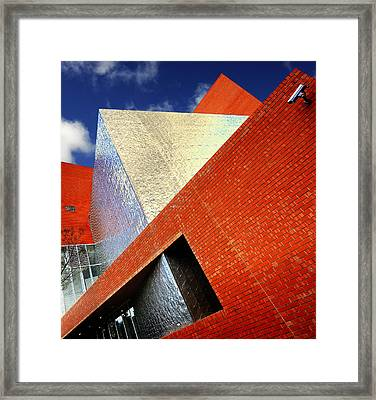 Sharps Framed Print
