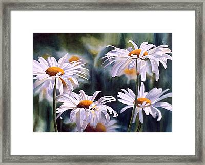 Shasta Parade Framed Print by Sharon Freeman