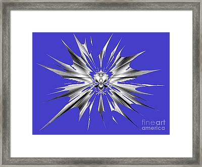 Shattered Framed Print by Renee Trenholm